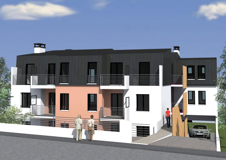 Villa Tatiana façade avant